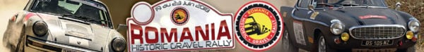 Romania Historic Rally