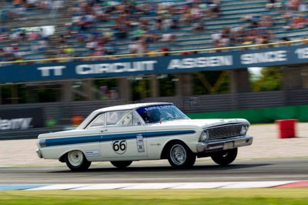FORD FALCON FIA 1964