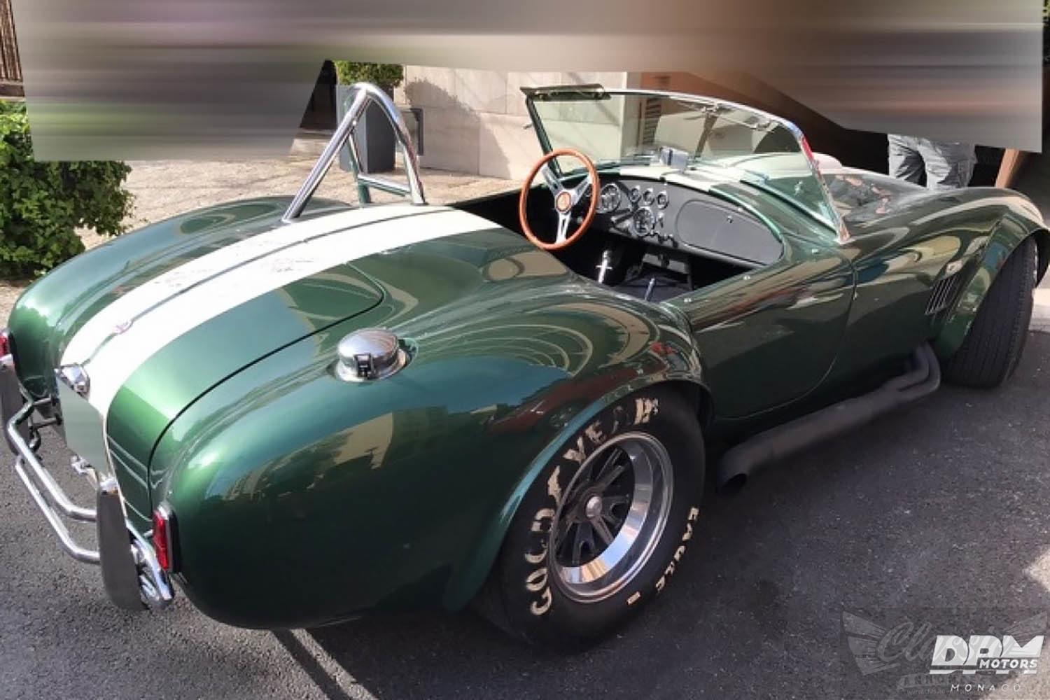 ac cobra 427 continuation by shelby automobiles classic racing annonces. Black Bedroom Furniture Sets. Home Design Ideas