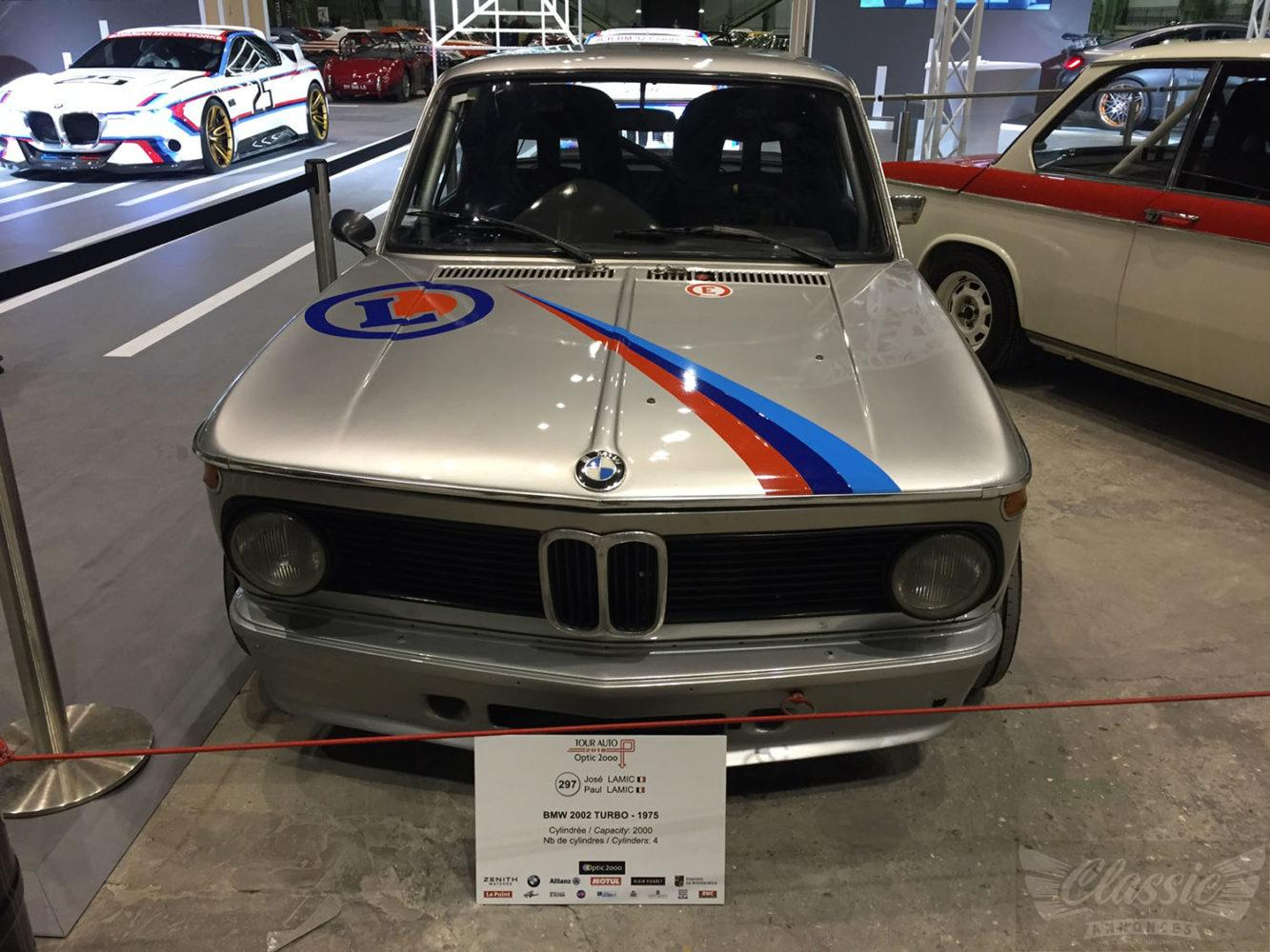 bmw 2002 turbo fia classic racing annonces. Black Bedroom Furniture Sets. Home Design Ideas