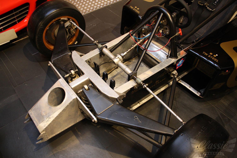 Formula Vauxhall Lotus Mk Ii Classic Racing Annonces