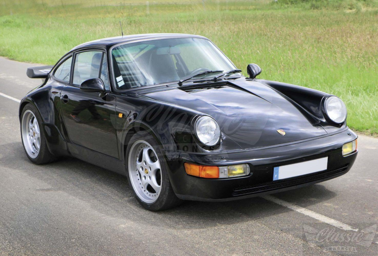 porsche 964 turbo 3 3 l classic racing annonces. Black Bedroom Furniture Sets. Home Design Ideas