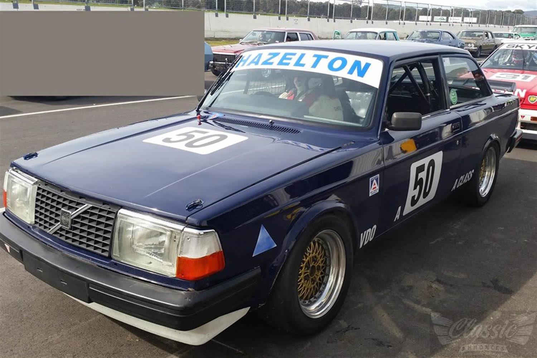 Volvo Turbo Groupe A on 1984 Volvo Turbo