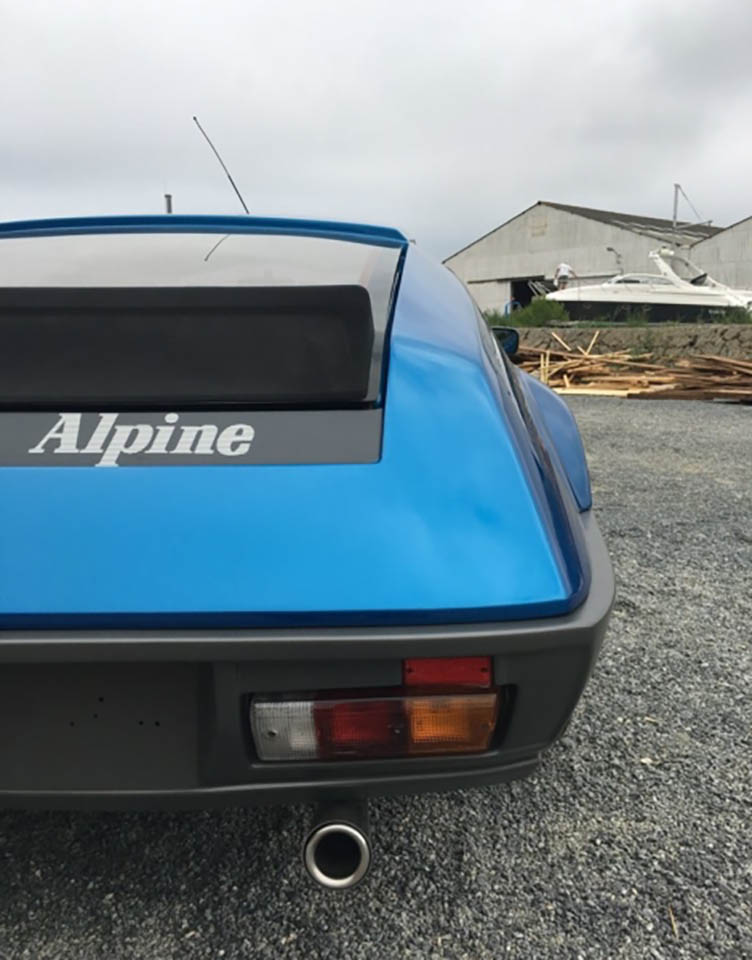 alpine a310 v6 1981 classic racing annonces. Black Bedroom Furniture Sets. Home Design Ideas