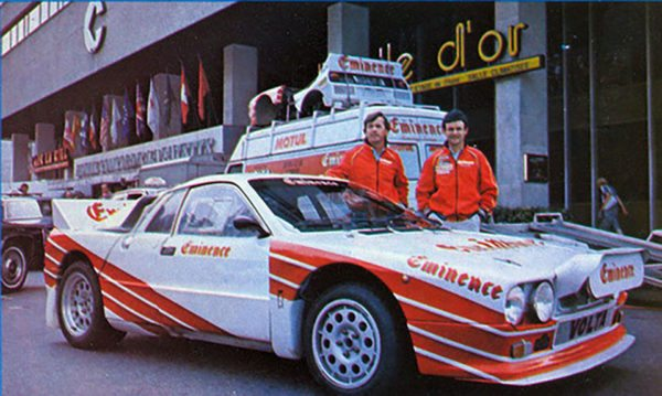 LANCIA 037 EMINENCE TO-Y75887