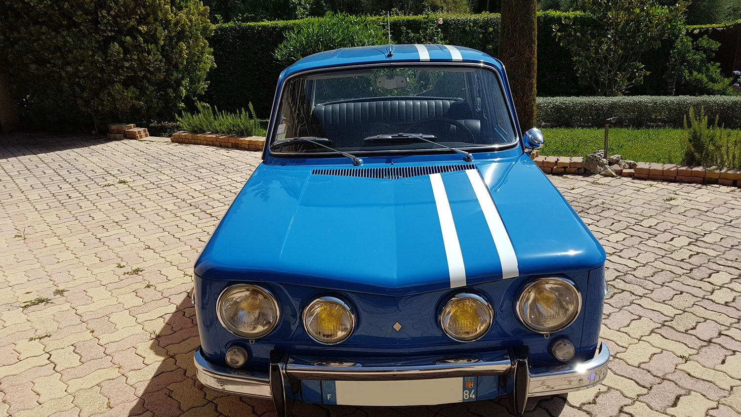 renault 8 gordini 1300 classic racing annonces. Black Bedroom Furniture Sets. Home Design Ideas