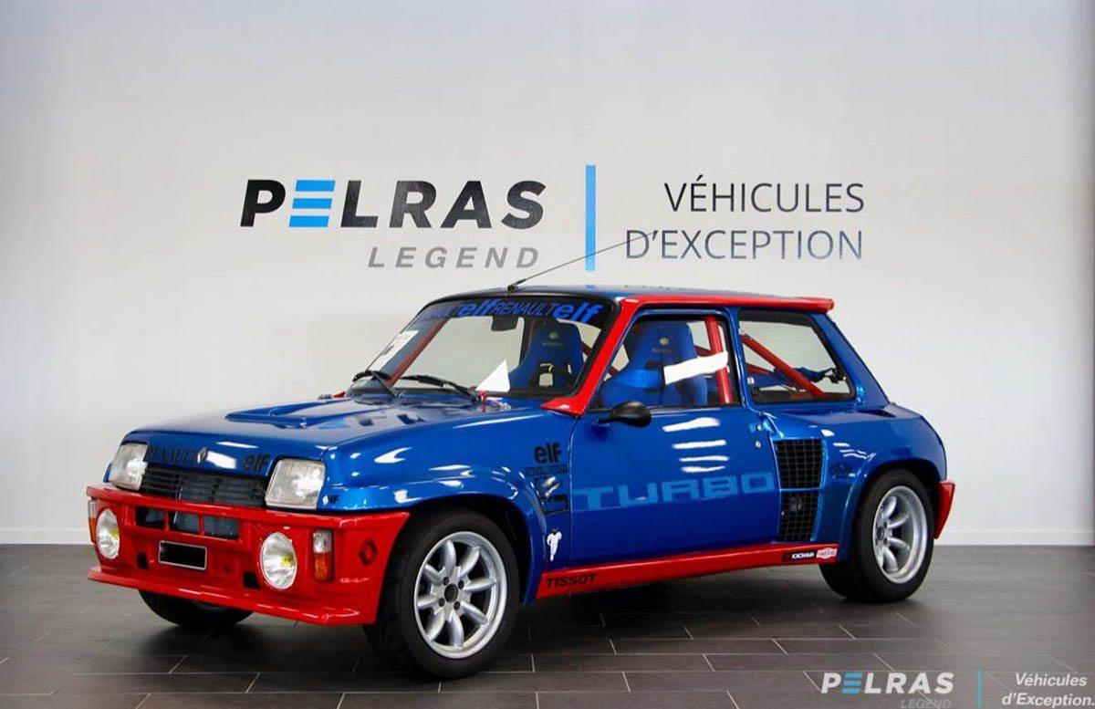 renault 5 turbo 1 classic racing annonces. Black Bedroom Furniture Sets. Home Design Ideas