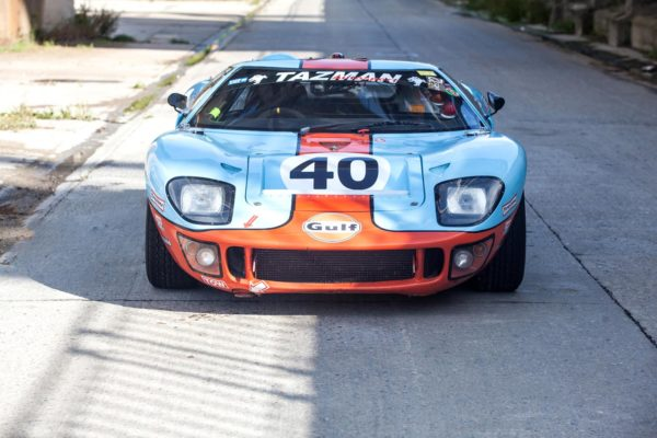 FORD GT 40 CONTINUATION
