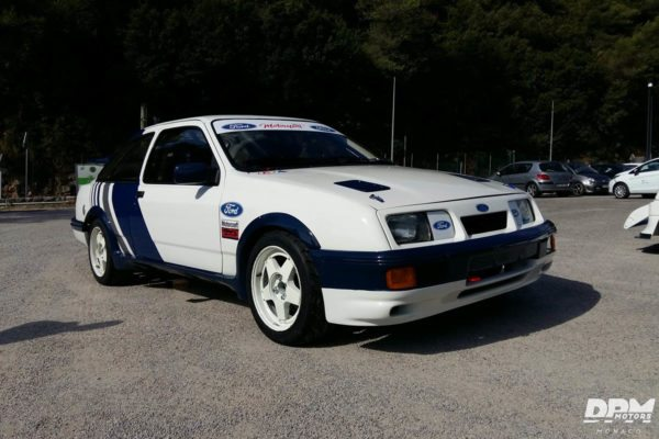 FORD SIERRA COSWORTH GROUPE N