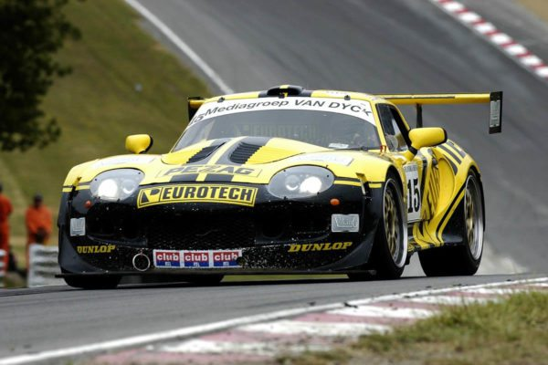 MARCOS GT3 USINE 2001