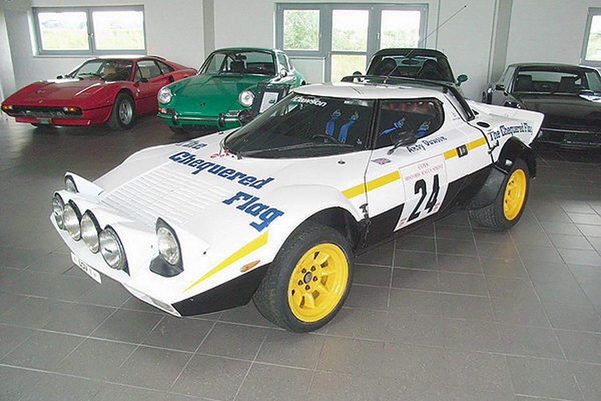 lancia stratos gr4 classic racing annonces. Black Bedroom Furniture Sets. Home Design Ideas