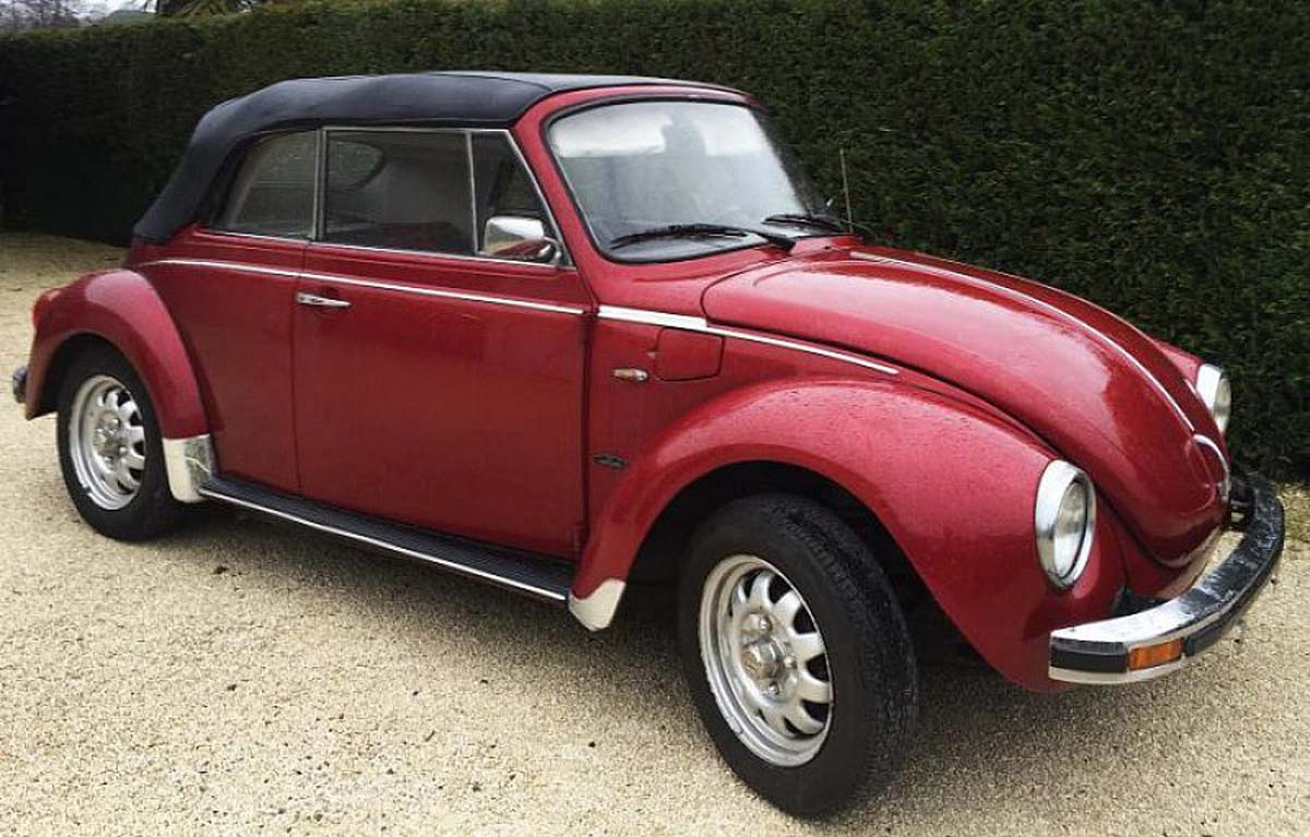 volkswagen coccinelle 1303 type 1 classic racing annonces. Black Bedroom Furniture Sets. Home Design Ideas