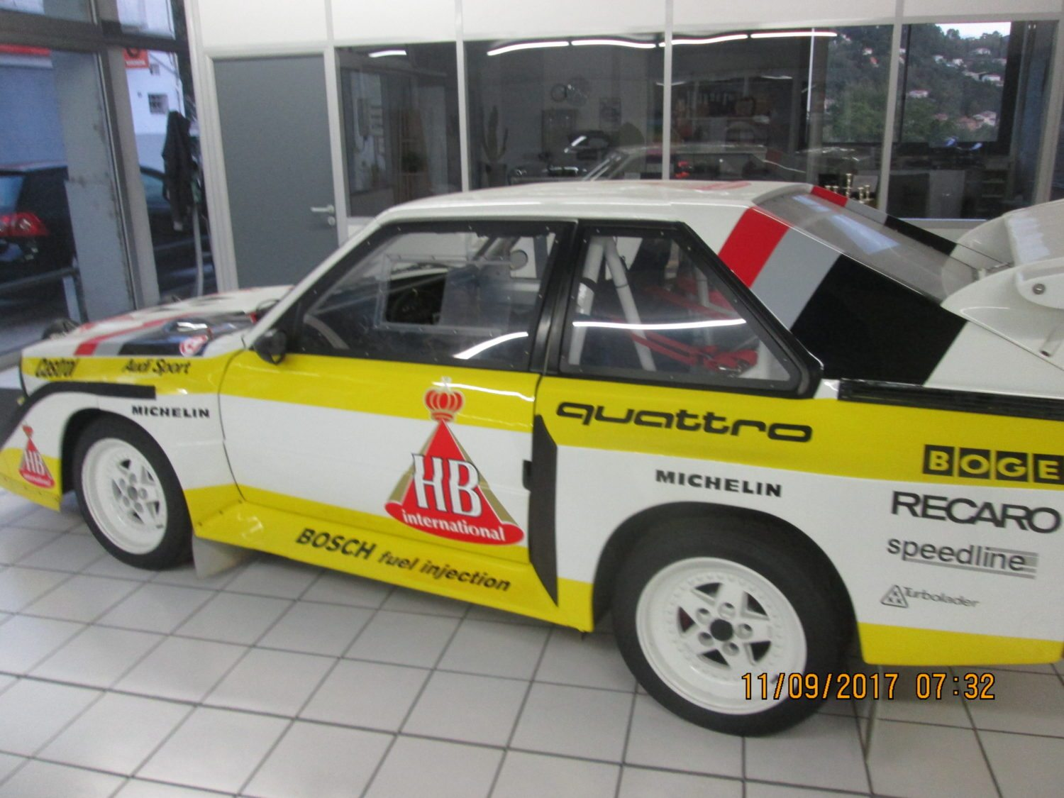 audi quattro s1 classic racing annonces. Black Bedroom Furniture Sets. Home Design Ideas