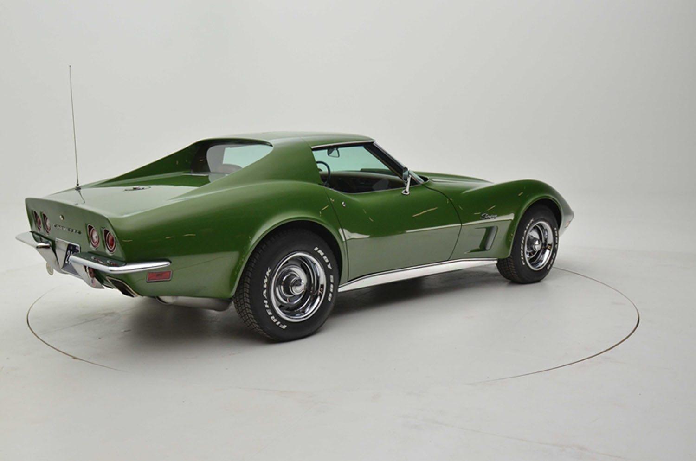 Chevrolet Corvette Stingray >> CHEVROLET CORVETTE STINGRAY 1973 [ENCHERES EN LIGNE] | Classic Racing Annonces