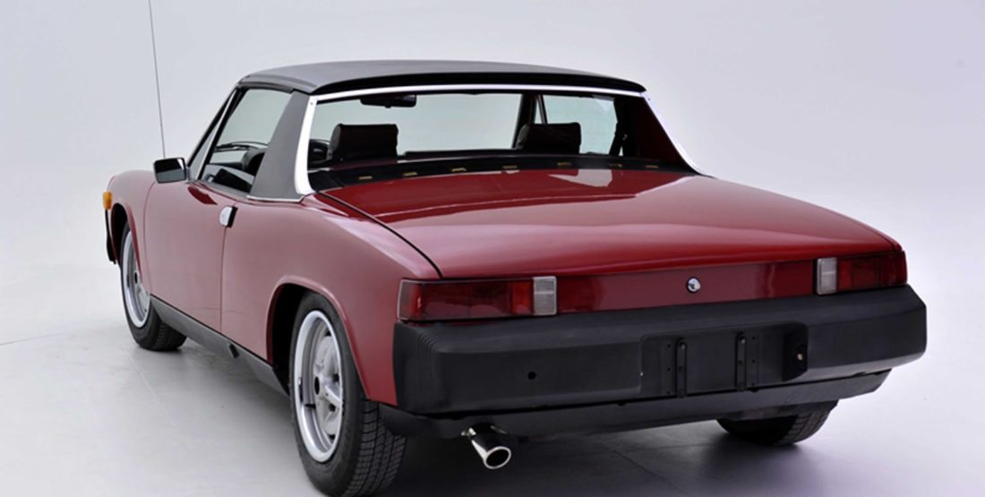 porsche 914 1976 encheres en ligne classic racing. Black Bedroom Furniture Sets. Home Design Ideas
