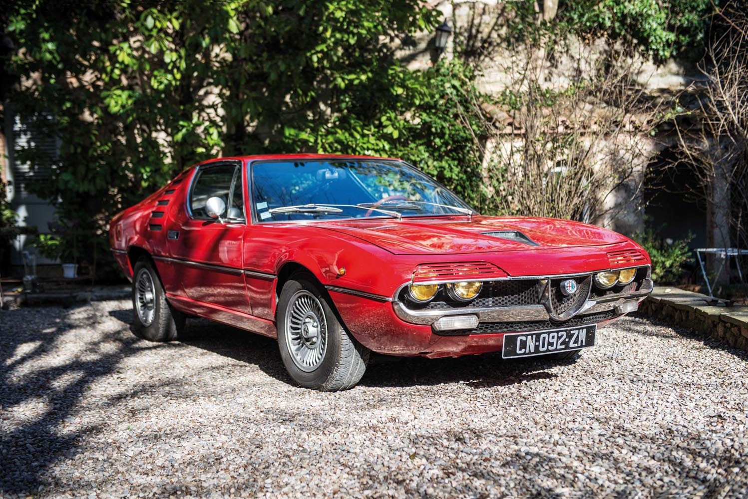 Alfa Romeo Montreal Classic Racing Annonces