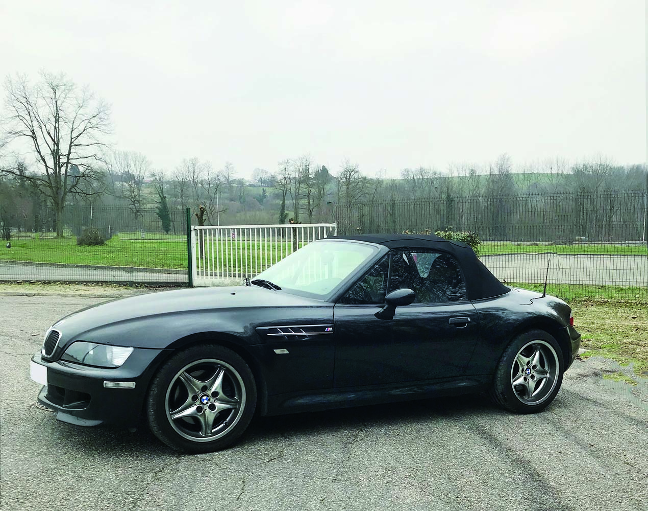 Bmw Z3 M Roadster Classic Racing Annonces
