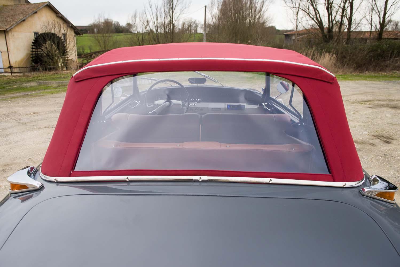 citroen ds cabriolet ivanoff classic racing annonces. Black Bedroom Furniture Sets. Home Design Ideas