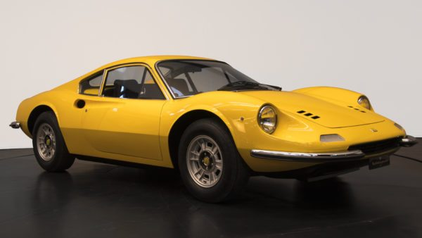 FERRARI DINO 246 GT 1972