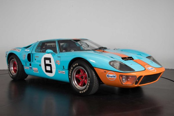 FORD GT40 [RECREATION] 1977