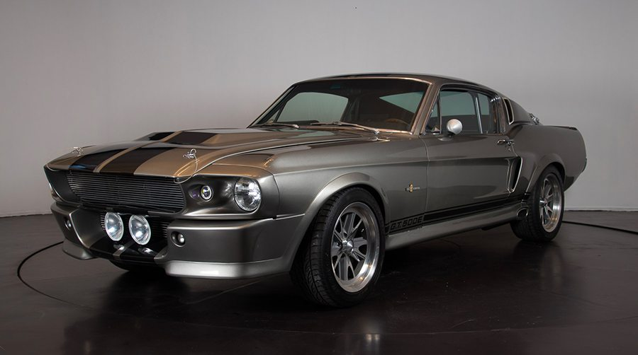 ford mustang gt 500 eleanor fastback 390 gt classic racing annonces. Black Bedroom Furniture Sets. Home Design Ideas