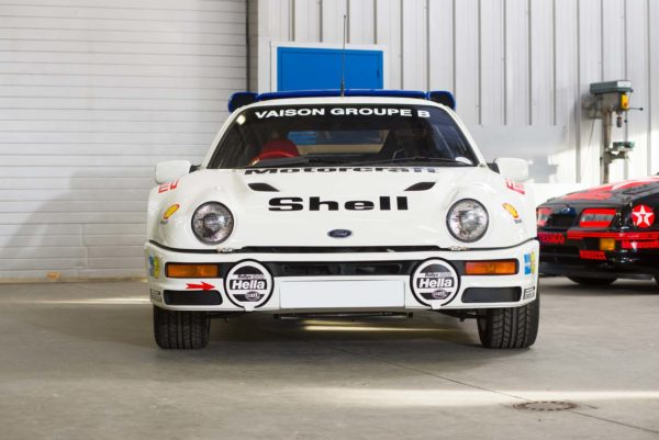 FORD RS 200 GROUPE B