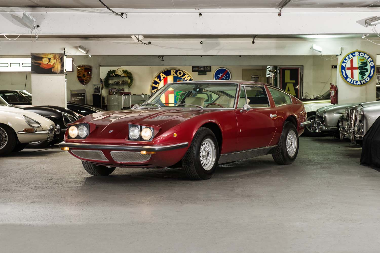 maserati indy 4200 | classic racing annonces