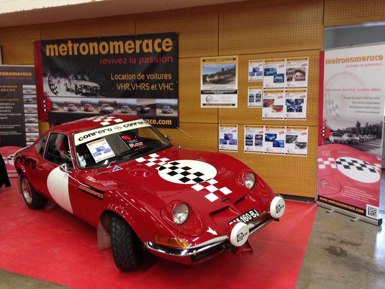 opel gt 1900 groupe 4 classic racing annonces. Black Bedroom Furniture Sets. Home Design Ideas