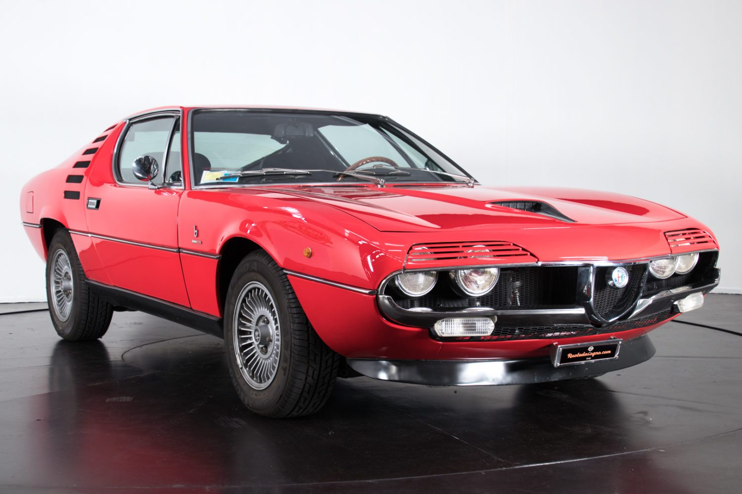 Racing Cars For Sale >> ALFA ROMEO MONTREAL | Classic Racing Annonces