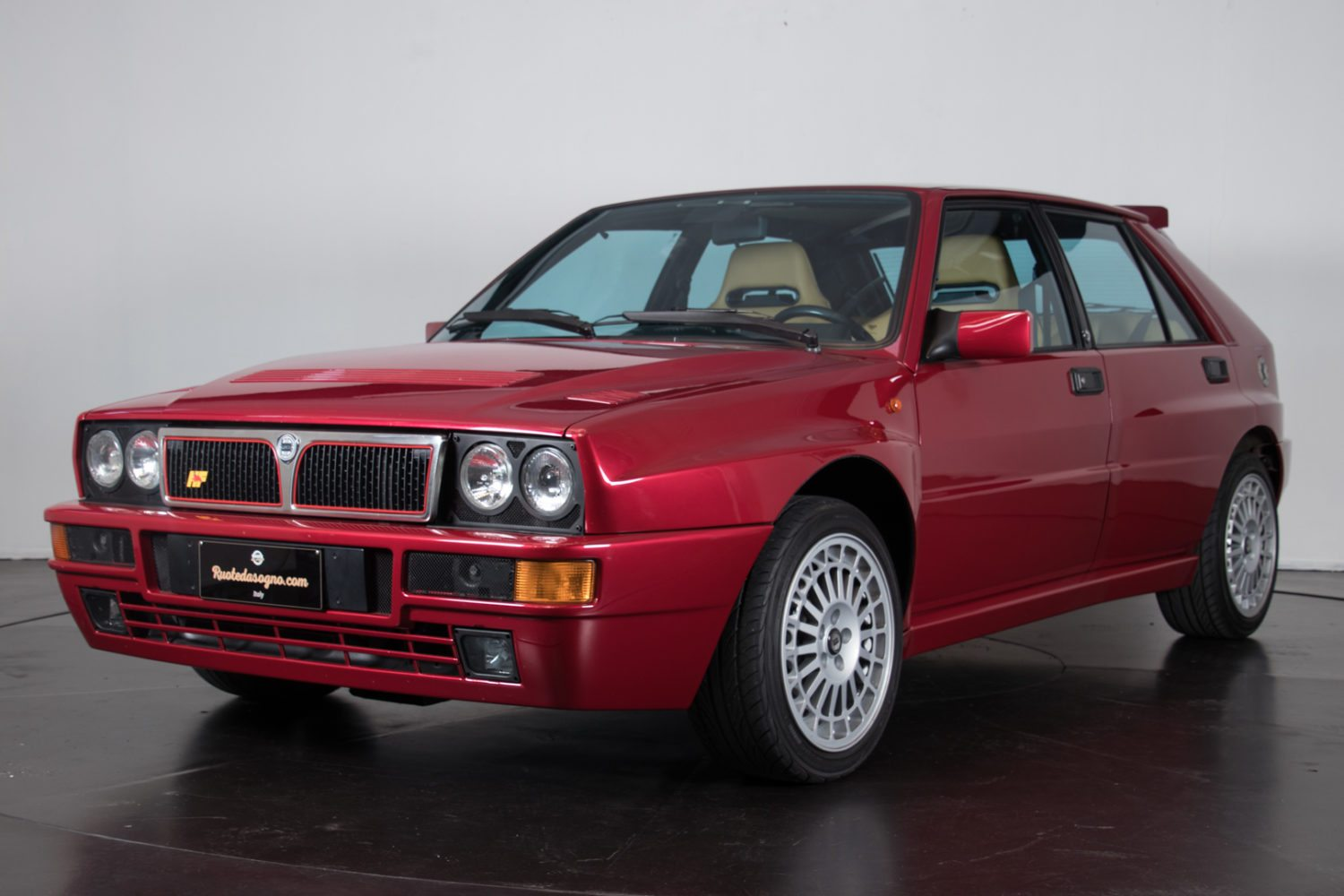 Delta Hf Integrale Evo Dealers Collection Limited Edition