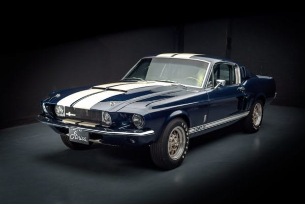 MUSTANG SHELBY GT350 1967