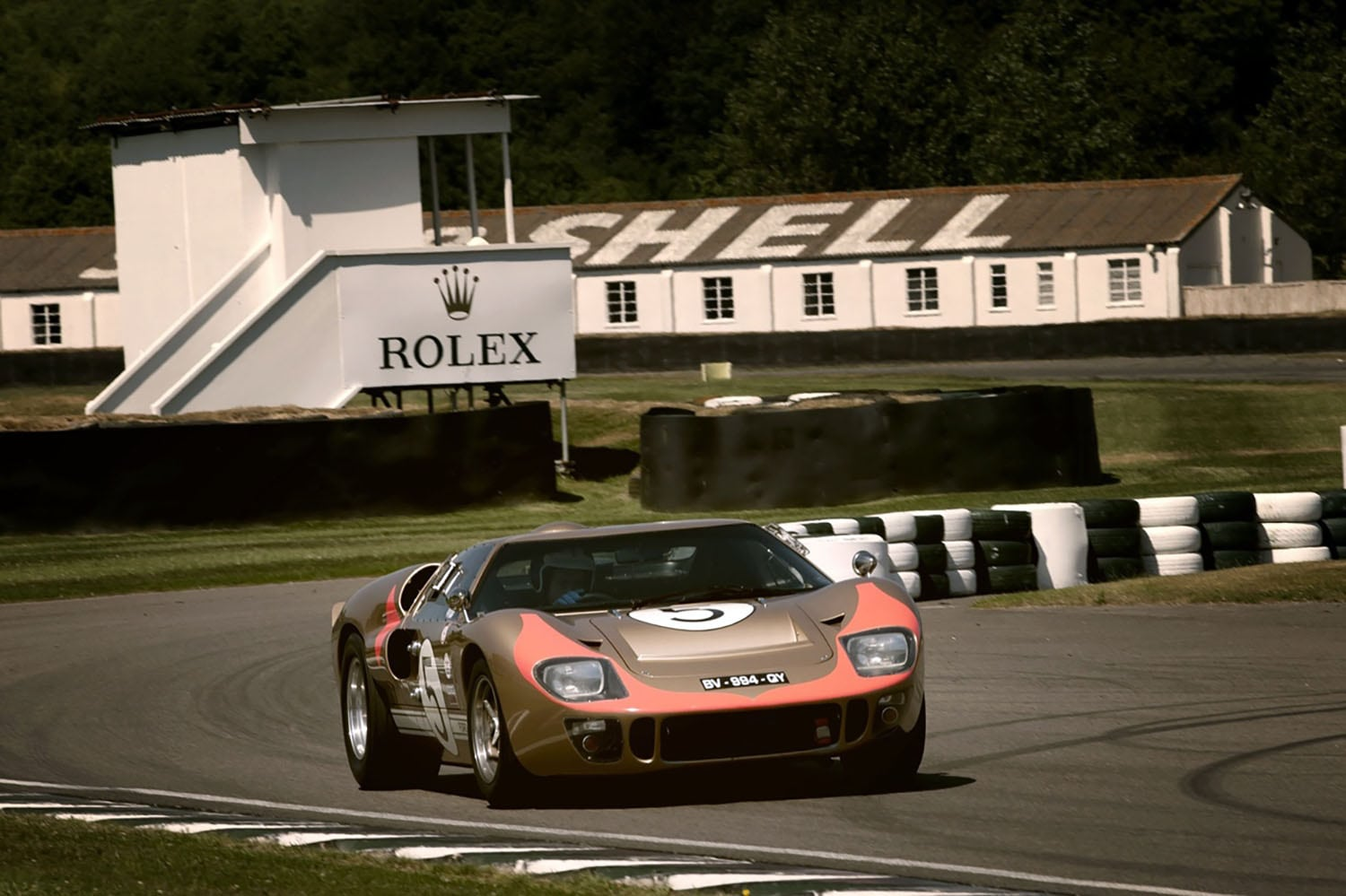 ford gt40 superformance classic racing annonces. Black Bedroom Furniture Sets. Home Design Ideas