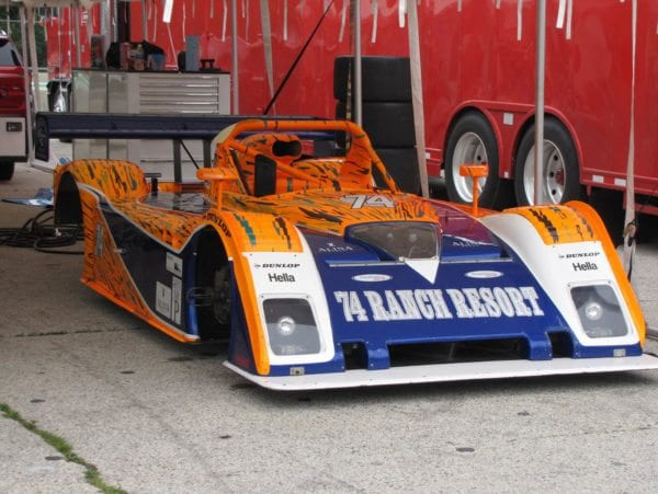 RILEY SCOTT MKIII LMP1 1999