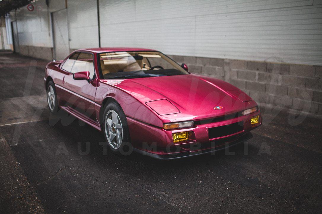 Venturi 260 Transcup Classic Racing Annonces