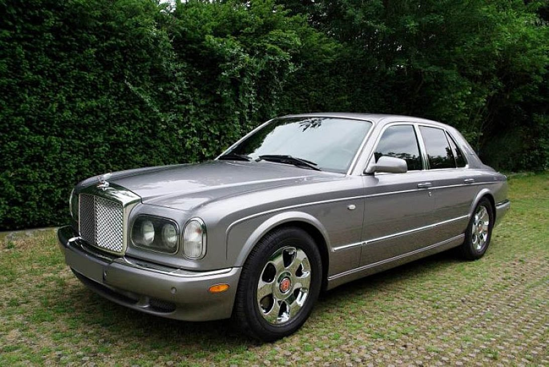 bentley arnage 2000 classic racing annonces. Black Bedroom Furniture Sets. Home Design Ideas