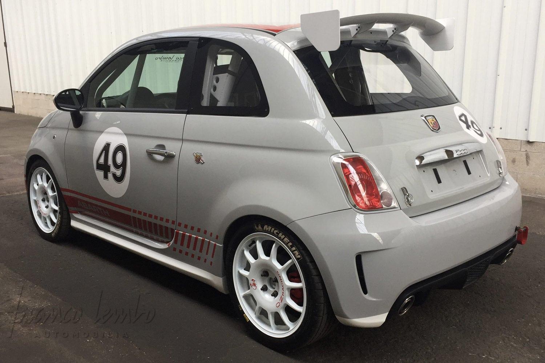 FIAT ABARTH 500 ASSETTO CORSE   Classic Racing Annonces
