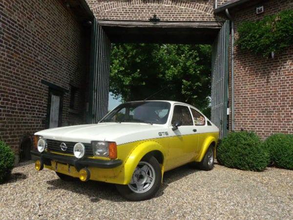 OPEL KADETT GT/E - 1979