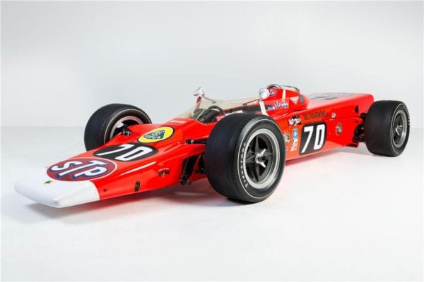 STP LOTUS 56 INDYCAR EX-GRAHAM HILL