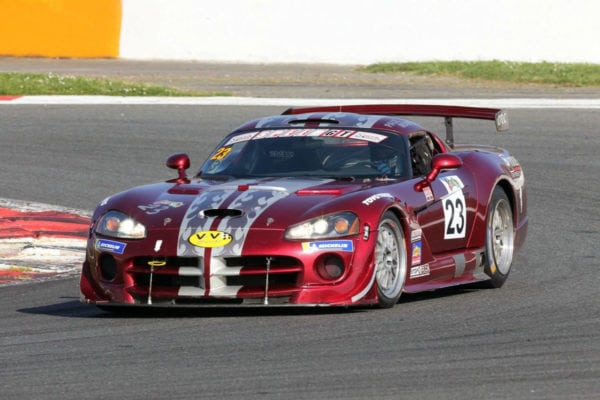CHRYSLER VIPER VCC 009 2003 EX PAUL MUMFORD