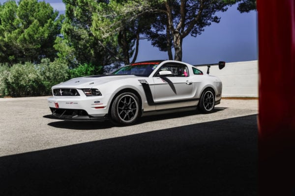 MUSTANG BOSS 302S FORD RACING