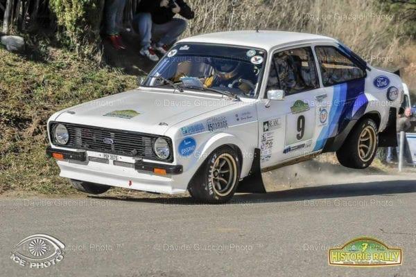 FORD ESCORT RS 1800 MKII FIA