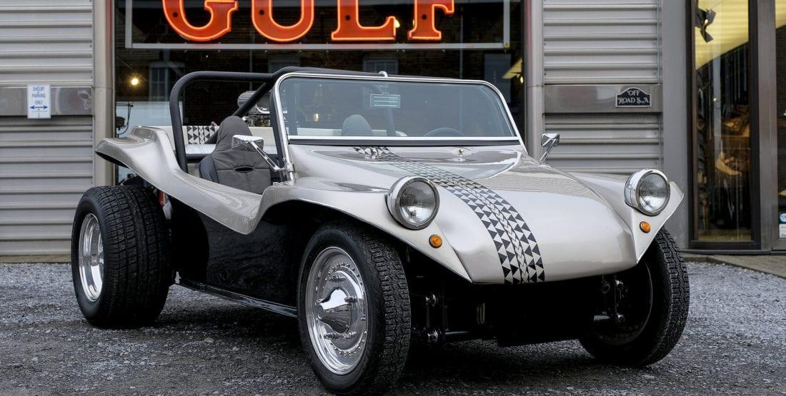 buggy manx