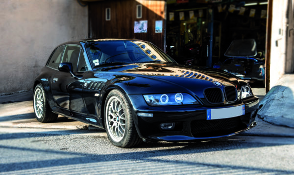 BMW Z3 3.0 COUPÉ VERSION M