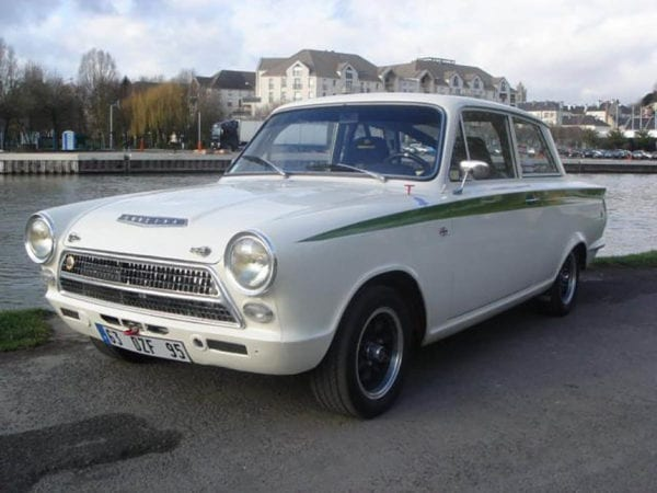 FORD CORTINA LOTUS MKI 1.6