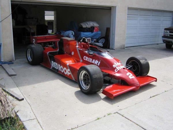 MARCH 83C EX BOBBY RAHAL