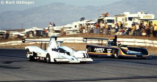 LOLA T332 CAN AM FRISBEE