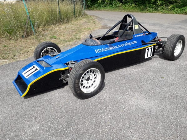 ROYALE RP 26 FORMULE FORD