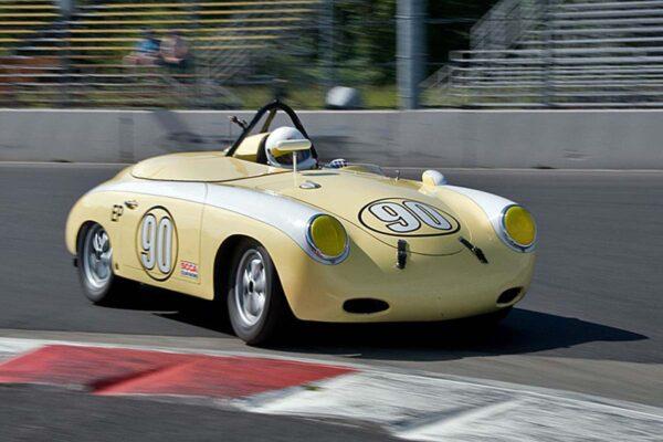PORSCHE 356B ROADSTER RACING