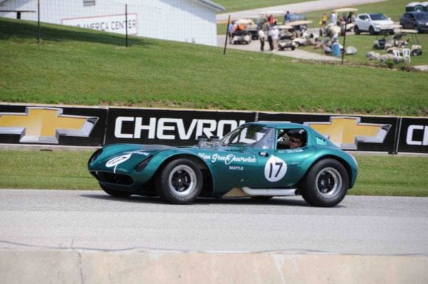 CHEETAH - BILL THOMAS RACE CAR