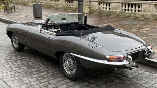 JAGUAR TYPE E SERIE 1 1/2